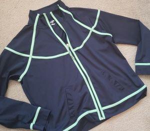 Oleg Cassini Sport Zip Up Jacket